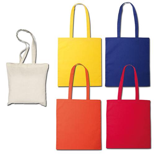 bolsas de tela de colores