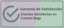 bolsas personalizadas con garantía