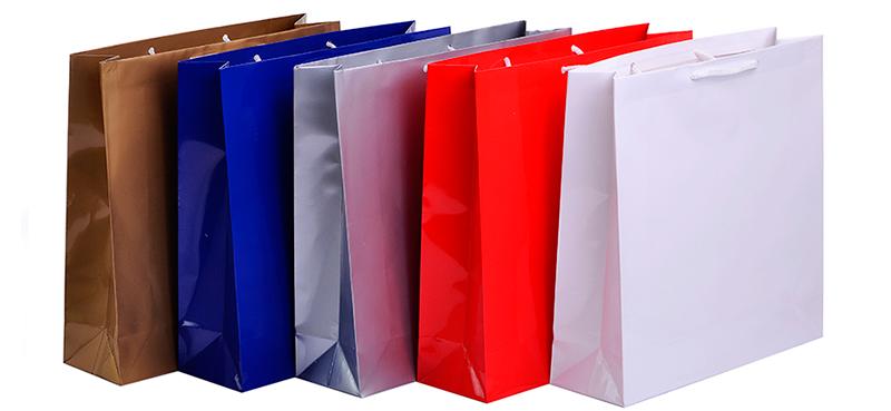 bolsas baratas de papel